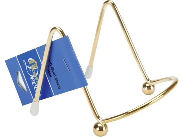 Gold Metal Easel 2