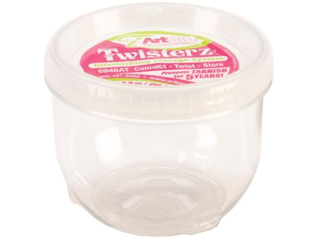 Artbin Twisterz Jar Anti-Tarnish-Large/Tall 3.5
