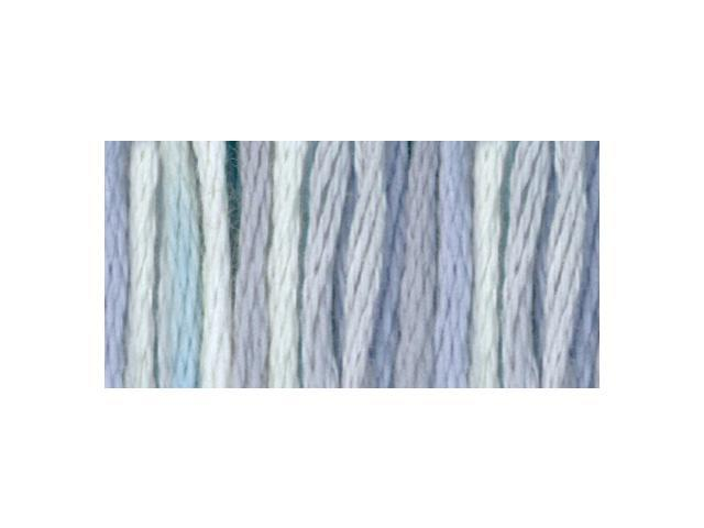 DMC Color Variations Six Strand Embroidery Floss 8.7 Yards -Winter Sky