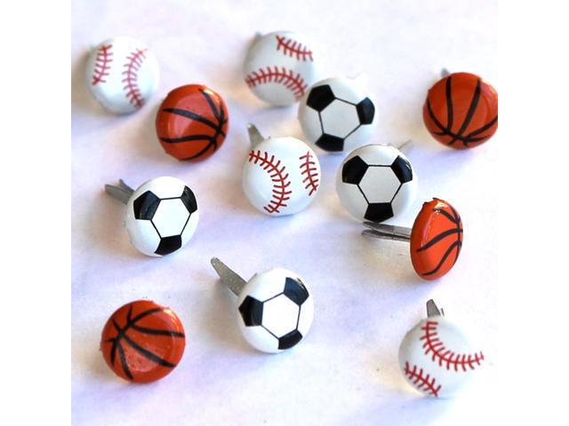 Eyelet Outlet Brads-Mini Ball
