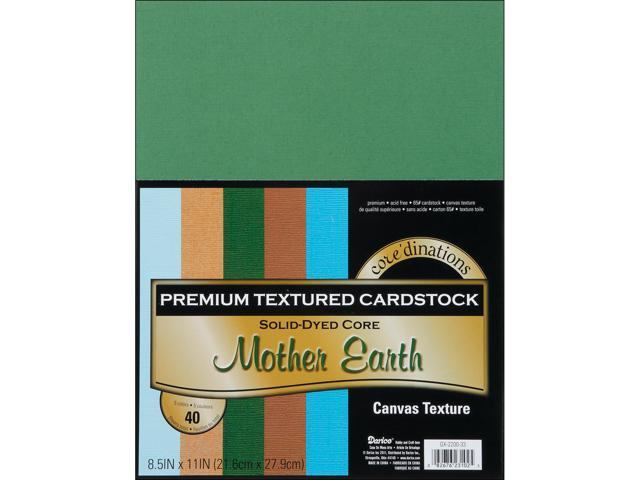 Core'dinations Value Pack Cardstock 8.5