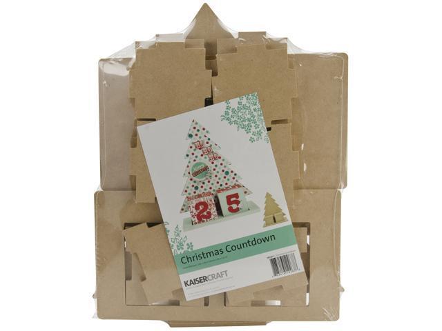 Beyond The Page MDF Christmas Countdown-9.75