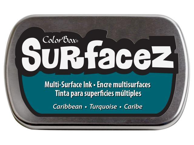 Colorbox Surfacez Multi-Surface Inkpad-Caribbean