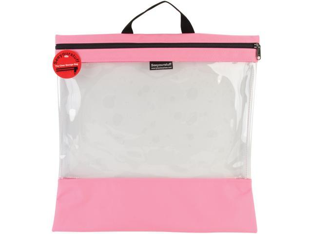 Seeyourstuff Clear Storage Bags 16