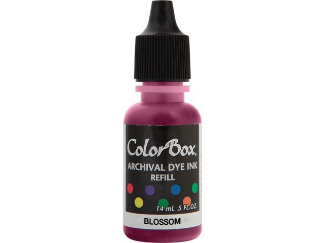 Colorbox Archival Dye Inkpad Refill-Blossom