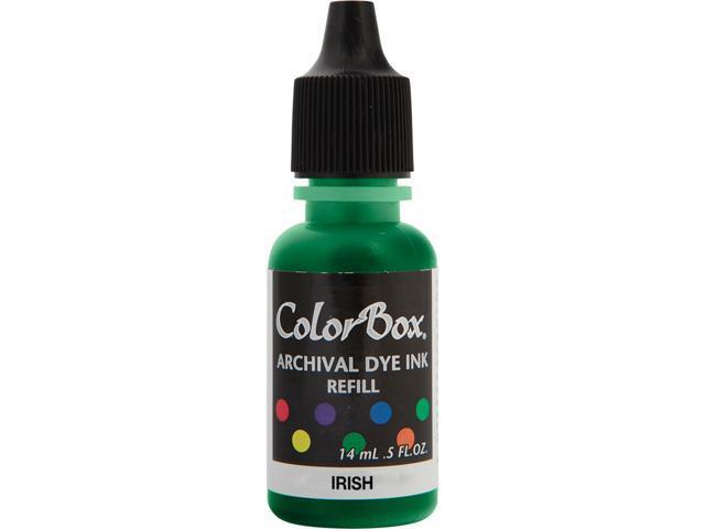 Colorbox Archival Dye Inkpad Refill-Irish