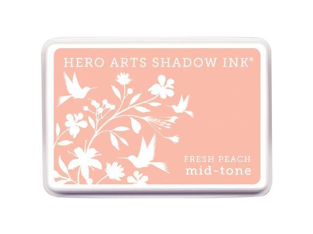 Hero Arts Midtone Inkpads-Fresh Peach