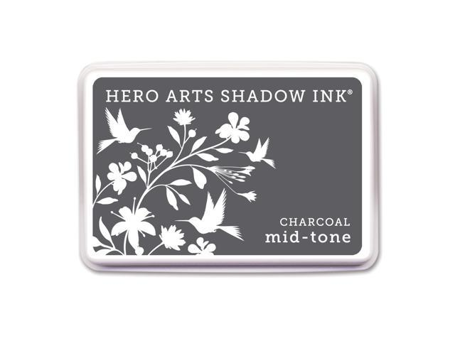Hero Arts Shadow Inks-Charcoal