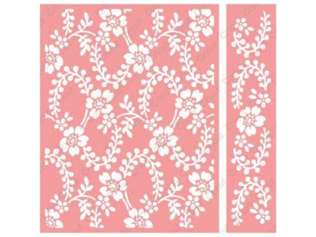 Cuttlebug A2 Embossing Folder/Border Set-Anna Griffin Terillage