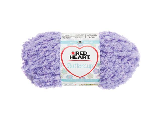 Red Heart Buttercup Yarn-Sugar Plum