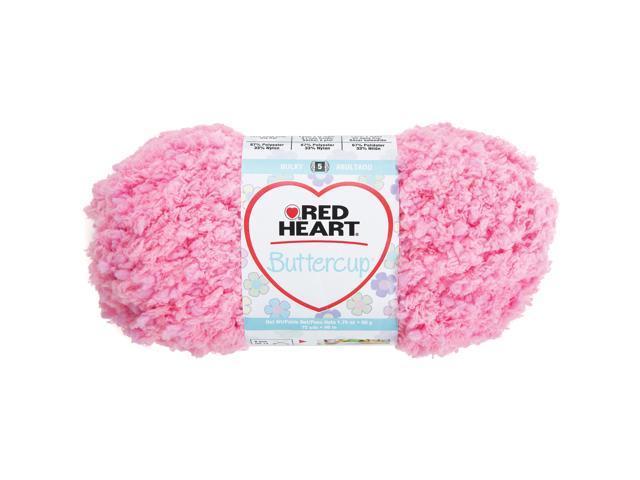 Red Heart Buttercup Yarn-Ballet Slipper