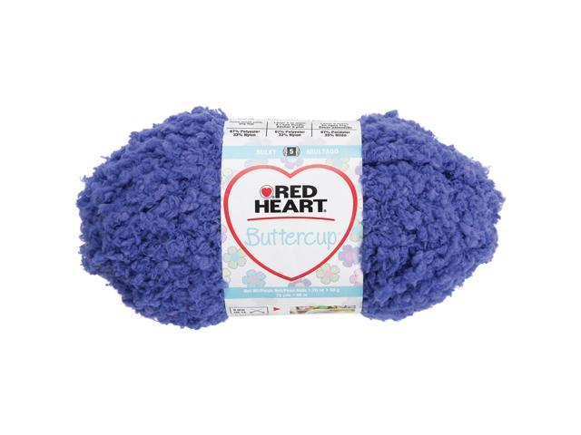 Red Heart Buttercup Yarn-Blue Moon