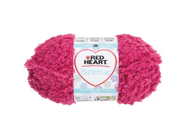 Red Heart Buttercup Yarn-Flirty