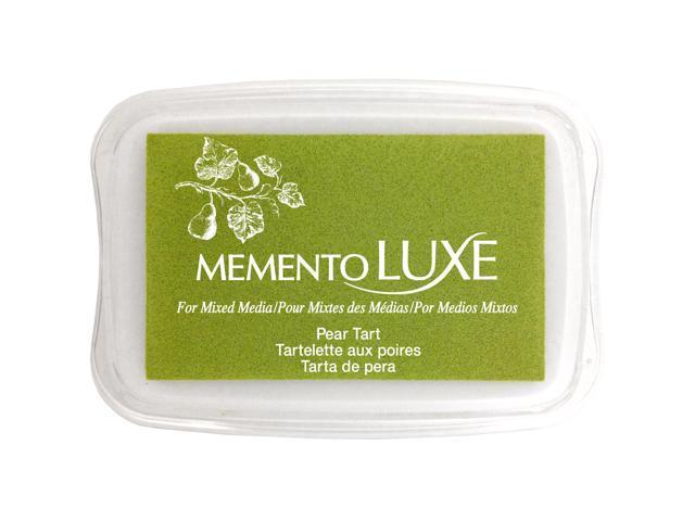 Momento Lux Full-Size Inkpad-Pear Tart