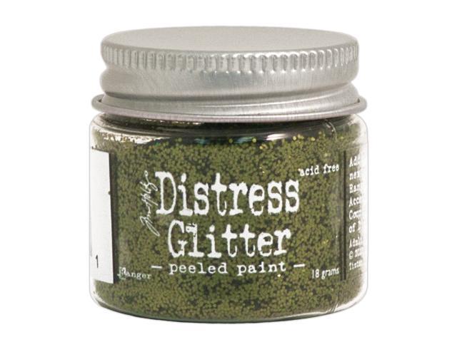 Tim Holtz Distress Glitter 1 Ounce-Peeled Paint