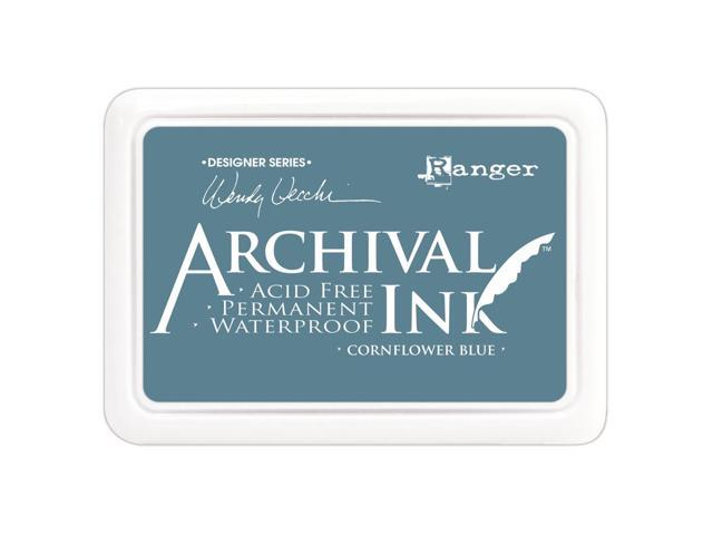 Wendy Vecchi Designer Series Archival Ink Pads-Cornflower Blue