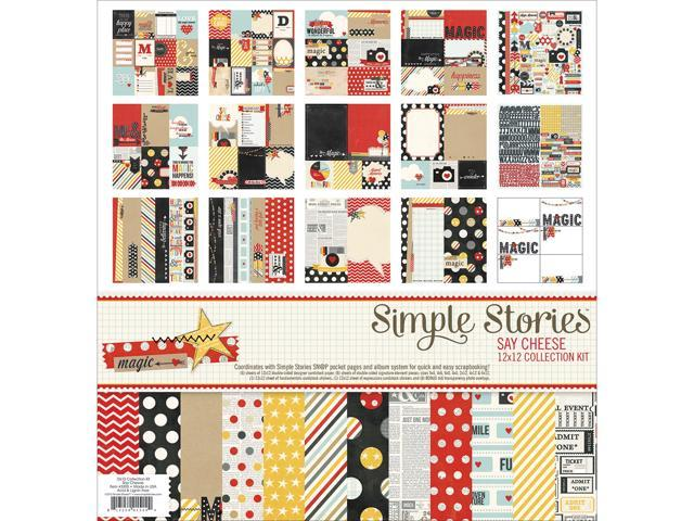 Say Cheese Collection Kit 12
