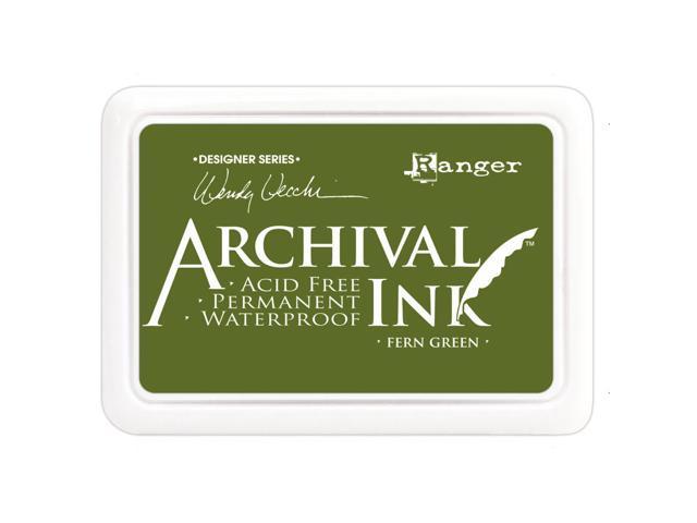 Wendy Vecchi Designer Series Archival Ink Pads-Fern Green
