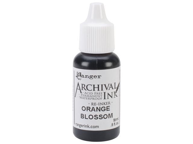 Wendy Vecchi Designer Series Archival Reinkers .5 Ounces-Orange Blossom