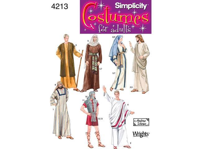 SIMPLICITY ADULT COSTUMES AND HELMET IN-XS,S,M,L,XL