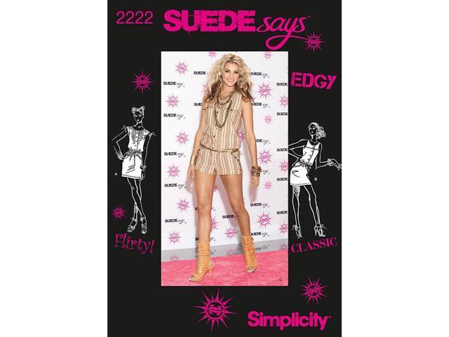 SIMPLICITY MISSES DRESSES-12-14-16-18-20