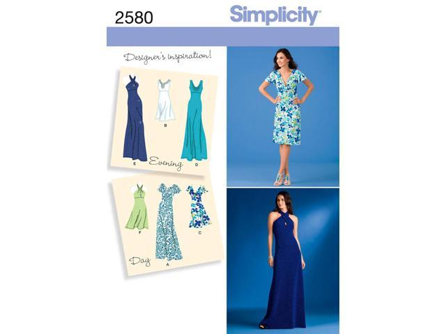 SIMPLICITY MISSES SPECIAL OCCASION-14 16 18 20 22