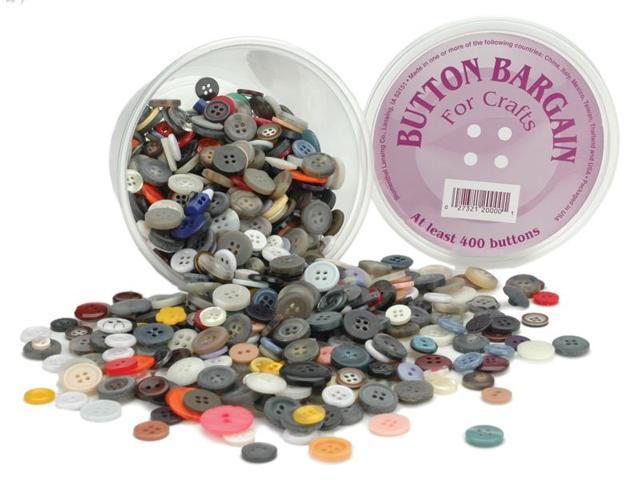 Button Bargain 12 Ounces-(assorted Colors)