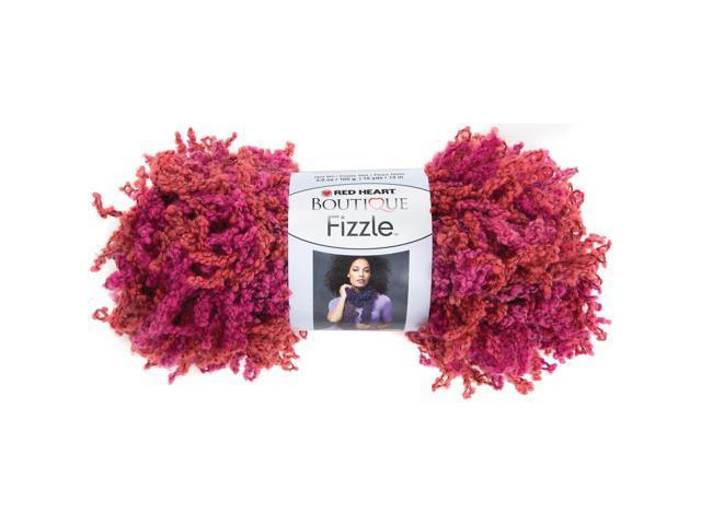 Red Heart Boutique Fizzle Yarn-Taffy