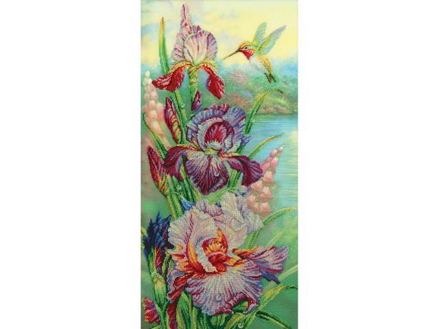 Harmony Of Nature Counted Cross Stitch Kit-11-3/4