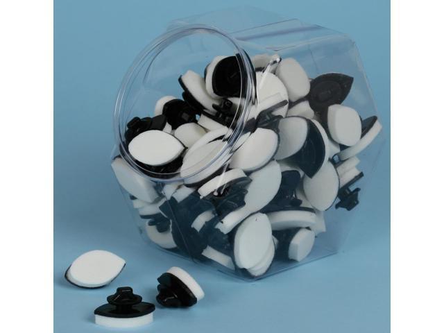 Stylus Tip Foam Small Jar 100 Pieces-Leaf