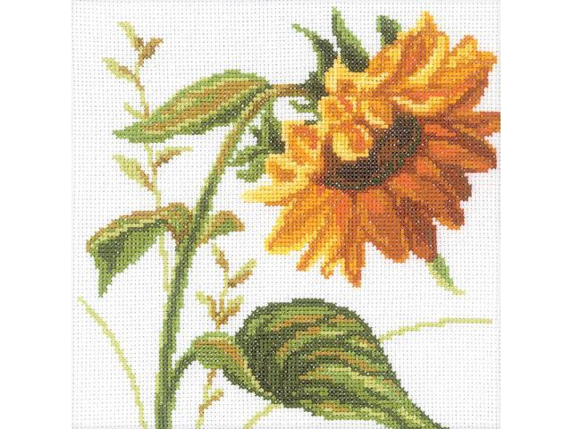 Sunflowers Counted Cross Stitch Kit-8