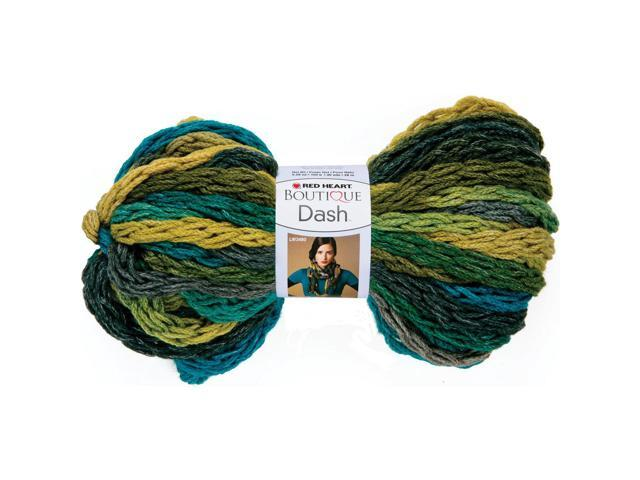 Red Heart Boutique Dash Yarn-Meadow