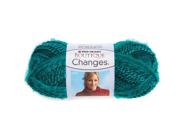 Red Heart Boutique Changes Yarn-Turquoise