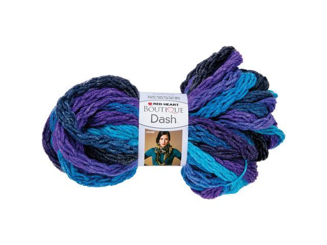 Red Heart Boutique Dash Yarn-Twilight