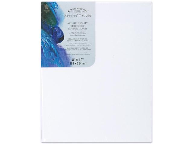 Artists' Quality Stretched Canvas-8