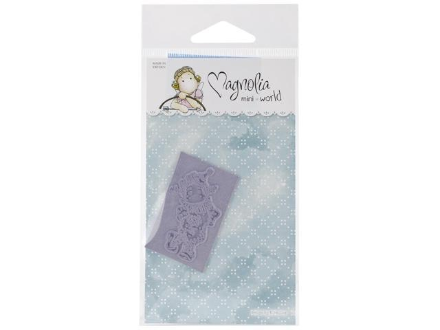 Mini Once Upon A Time Cling Stamp 2.75