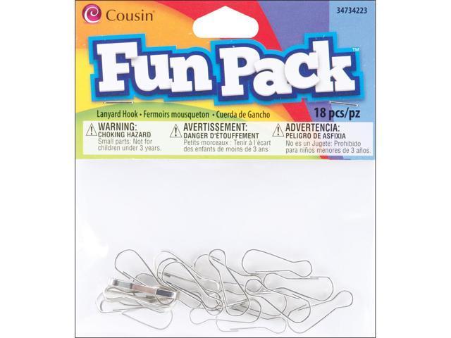 Fun Pack Lanyard Hook ?/Pkg-? Color