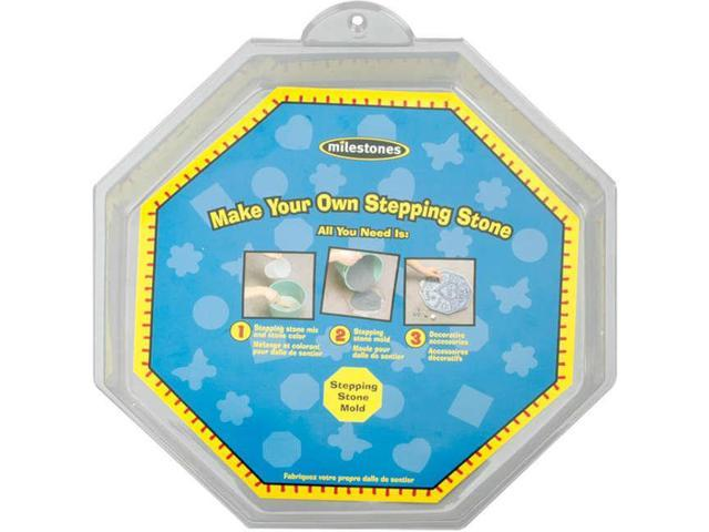 Stepping Stone Mold-Octagon 12""