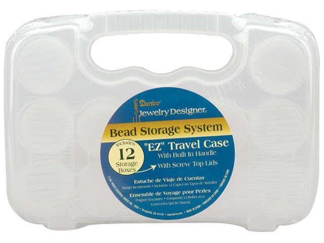 Travel Case Bead Storage System 5.4