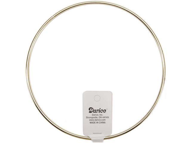 Gold Metal Macrame Ring-6