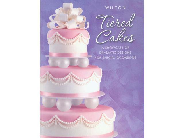 Wilton Books-Tiered Cakes