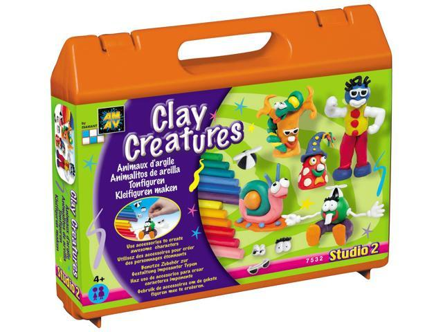 Clay Creatures Kit-