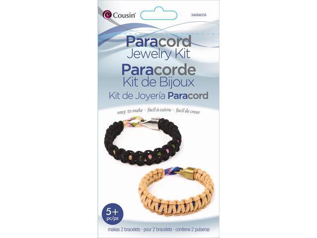 Paracord Kit-Knotted Bracelet