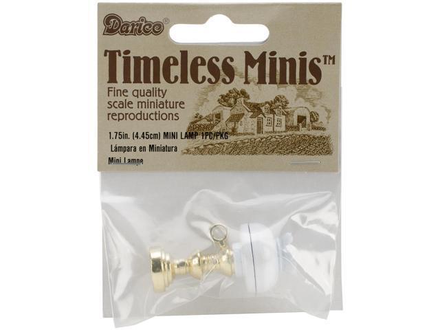 Timeless Miniatures-Hurricane Desk Lamp