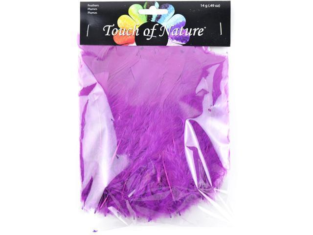 Flat Turkey Feathers 14g-Passionate