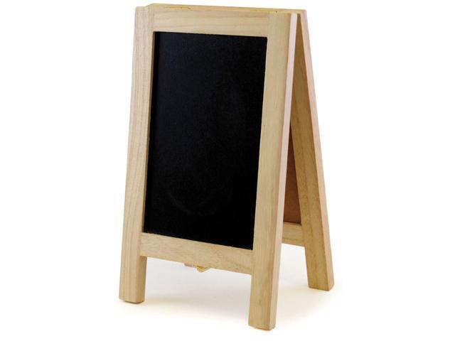 Chalkboard/Cork Easel-6