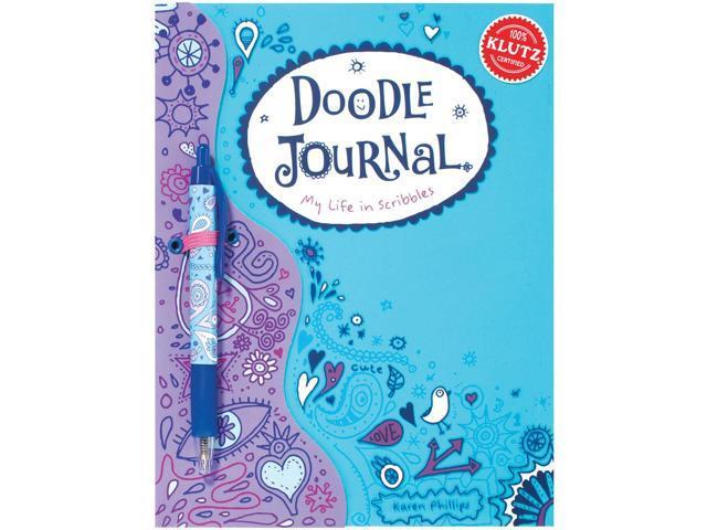 Doodle Journal Book Kit-