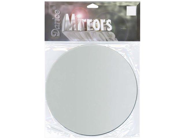 Round Glass Mirror 1/Pkg-6