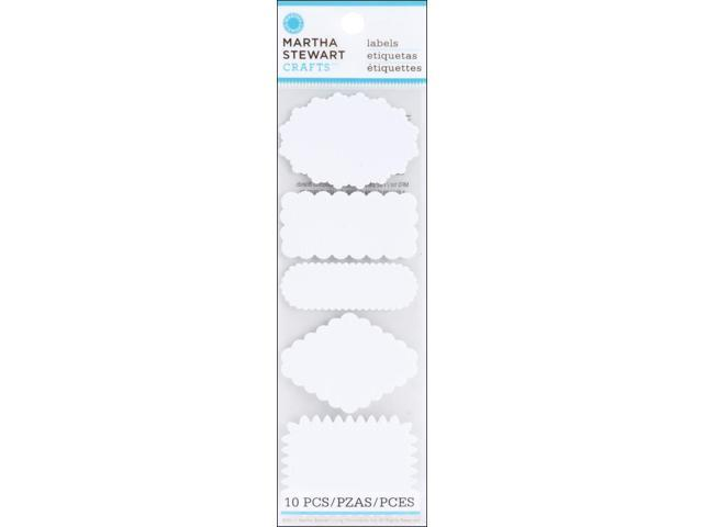 Doily Lace Labels 10/Pkg-Cherish
