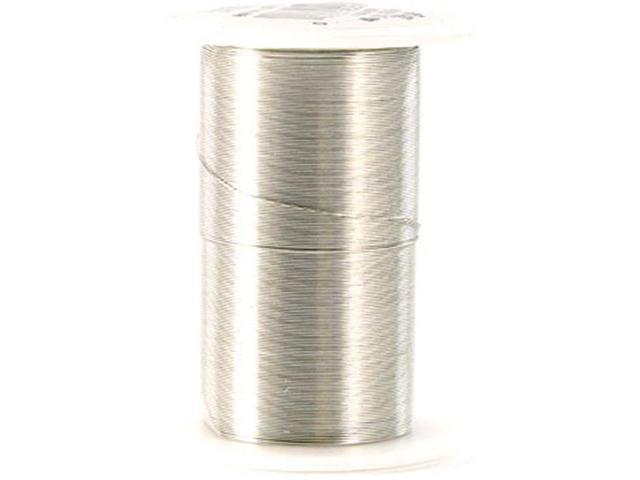 Craft Wire 28 Gauge 35yd-Silver